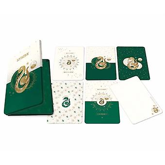 Harry Potter Slytherin Constellation Postcard Tin Set by Insight Editions