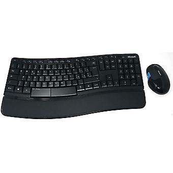 Microsoft Sculpt Comfort Desktop Keyboard and Mouse Set, Italian Layout - QWERTY