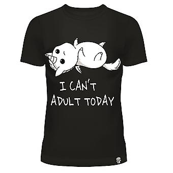 Cupcake Cult Can't Adult T-Shirt