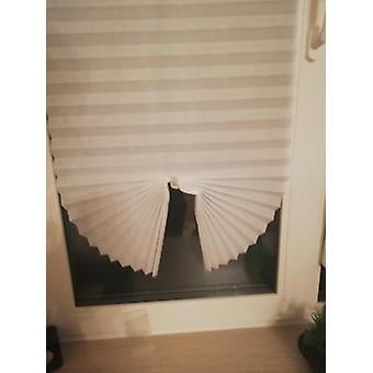 شقة منزل استخدام لاصقة الستائر مطوي ظلال النافذة والباب لحماية