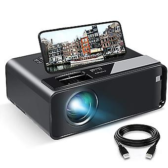 WiFi Projector, 2020 WiFi Mini Projector with Synchronize Smartphone Screen