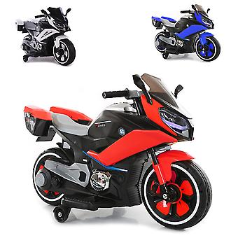 Kids Electric Motorcycle Nepal Plastic Wielen Music MP3 Output LED Bluetooth