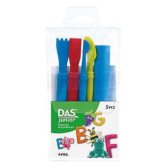 DAS Junior Modelling Accessories Set 5pc