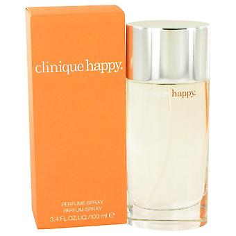Happy Eau De Parfum Spray af Clinique 3,4 oz Eau De Parfum Spray