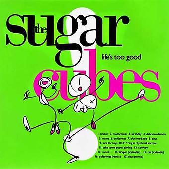 Sugarcubes - Lifes Too Good [CD] USA import