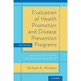 Terveyden edistämis- ja ehkäisyohjelmien arviointi - Impro