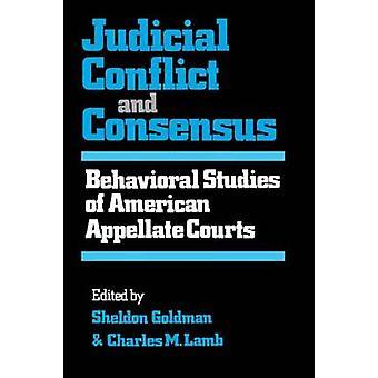 Oikeudellinen konflikti ja konsensus - Amerikkalaisen Appelin käyttäytymistutkimukset