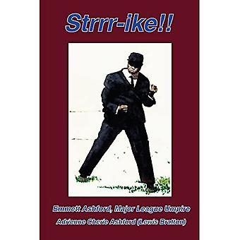 Strrr-Ike!!: Emmett Ashford, Árbitro da Major League