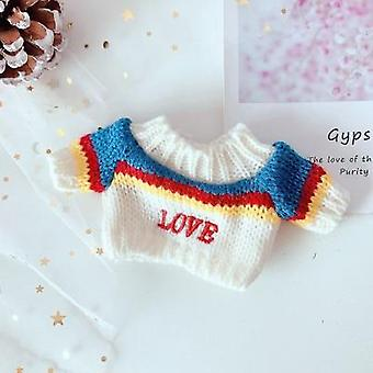 Doll Winter Sweater Sean Xiao Clothes,'s Christmas