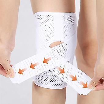 1 Pair knee braces knee protector warm knee wrap knee sleeve knee protective cover comfortable knee braces protector