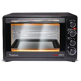 Turbo Tronic Stainless Steel Electric Oven 45 liter - 2000W