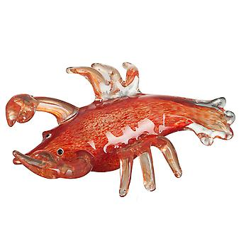 J-Line PaperWeight Lobster Glass