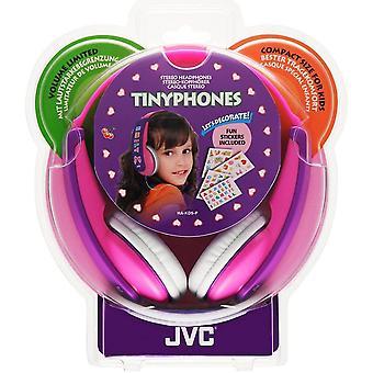 FengChun HA-KD5-P-E Kinder Stereo Kopfhörer pink