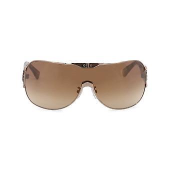 Lanvin - Accessories - Sunglasses - SLN027S-VAR1 - Ladies - gold,sienna
