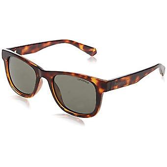 Polaroid KIDS PLD 8009/N/NEW Sunglasses, DKHAVANA, 44 Unisex-Adult