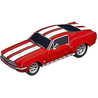 Gehen!!! Ford Mustang '67 - Racing Red