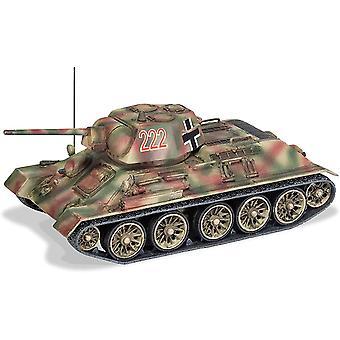 Corgi Beute Panzer Trophy Tank - T34-76 Model 1943 Diecast Model