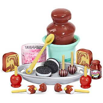 Totally Tiny Cook-N-Serve - Chocolate Delight Playset