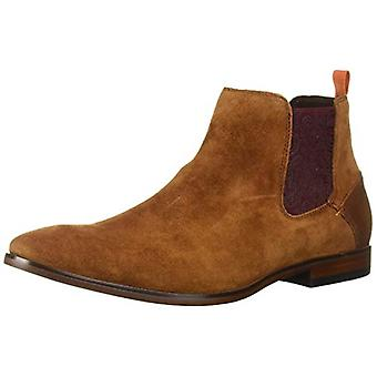 Tallia Orange Men's Verano Chelsea Boot-Tobacco/Bordo