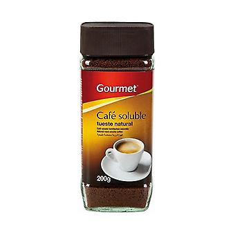 Cafea solubilă Gourmet Natural (200 g)