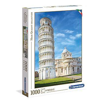 Clementoni Pise Puzzle de haute qualité (1000 pièces)