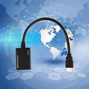 Nowy Hdmi Ponad Rj45 Cat5e Cat6 Utp Lan Ethernet Wzmacniacz wzmacniacza 1080p 3d