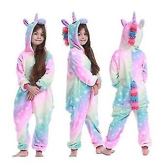 Kinderen Winter Pyjama Kinderen Sleepwear Unicorn Kigurumi Onesies Jongens Meisjes Deken Slaper Baby
