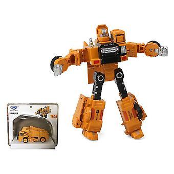 Transformers Deformation (28 x 22 cm)