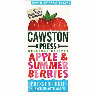 Cawston Press Apple & Summer Berries Fruit Water