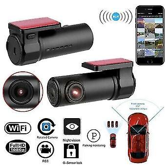 1080P Mini Car DVR Camera Dash Cam WIFI G-sensor Video Recorder Night Vision