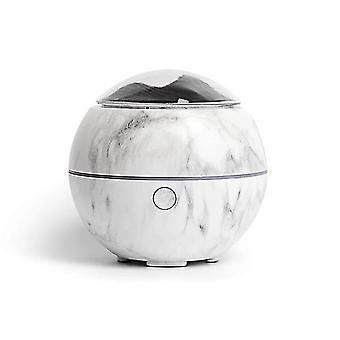 100ml bergzicht mini aroma diffuser usb essentiële olie verstuiver nieuw huis desktop ultrasoon