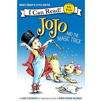 Fancy Nancy Jojo y el truco de magia por Jane O Connor