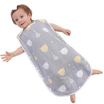 Baby Sleeping Bag Grzyb Gaza Bawełna Anti-kick Kołdra