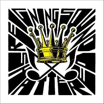 Reigning Sound - Shattered [Vinyl] USA import