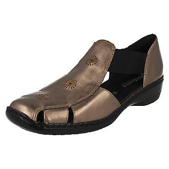 Mesdames Remonte à talons chaussures D1604