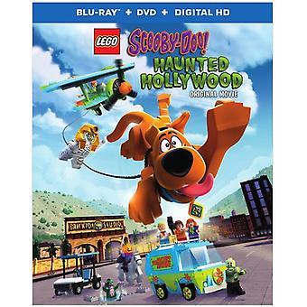 LEGO Scooby: Haunted Hollywood (sans Figurine) [Blu-ray] importation USA