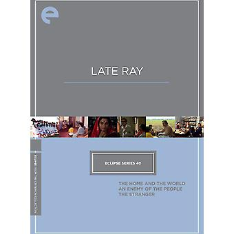 Eclipse serien 40 - sen Ray [DVD] USA importerer