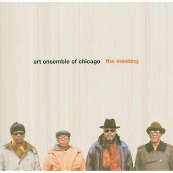 Art Ensemble of Chicago - Meeting [CD] USA import