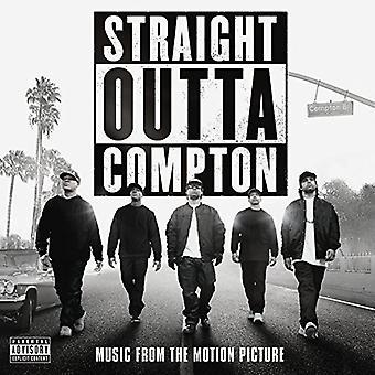 Soundtrack - Straight Out(Ex/2LP) [Vinyl] USA import