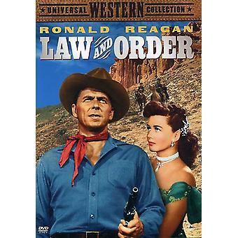 Loven & orden [DVD] USA importerer