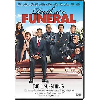 Död vid en begravning (2010) [DVD] USA import