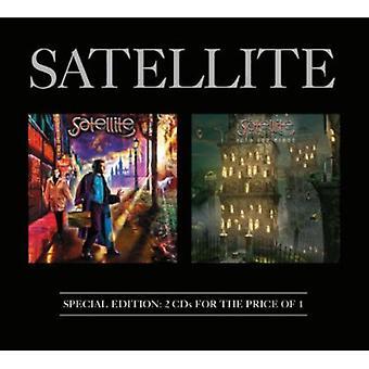 Satellite - Street Between Sunrise & Sunset/Into the Night [CD] USA import