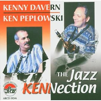 Davern/Peplowski - Jazz Kennection [CD] USA import