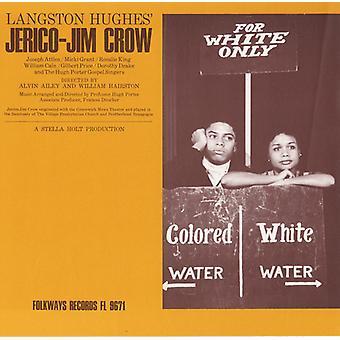 Hugh Porter - importación de USA de Jericó-Jim Crow [CD] Langston Hughes