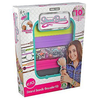 Strand Bands Bracelet Kit