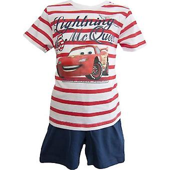 Disney Cars Boys Shortie Pijama Dungi