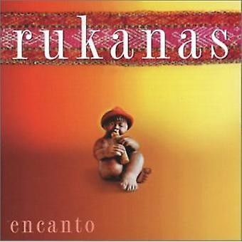 Rukanas - Encanto [CD] USA import