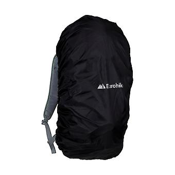 New Eurohike Water Repellent Rucksack Cover 25-45L Black