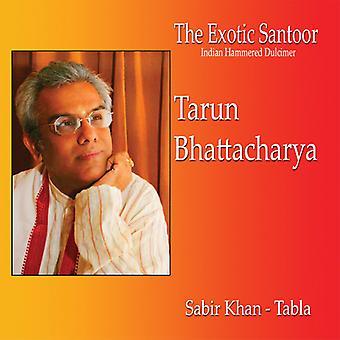 Bhattacharya, Tarun / Khan, Sabir - eksoottisia Santoor [CD] USA tuonti