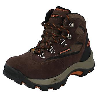 Drenge Hi-Tec støvler Kruger JR WP